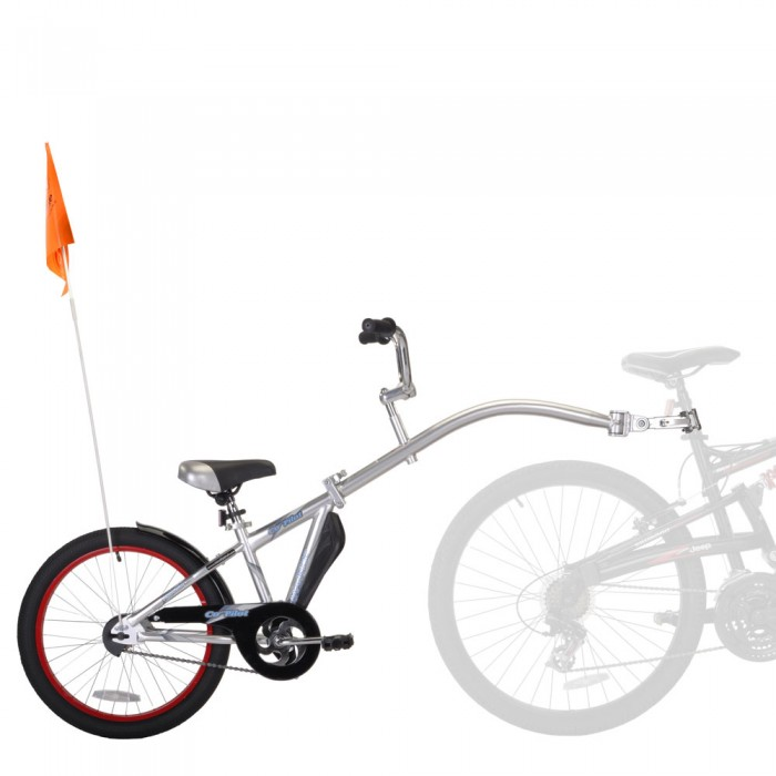 Child Tagalong bike to rent or buy in Galway