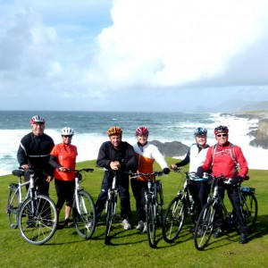 Group cycling holidays in Ireland. Custom cycling holidays in Ireland