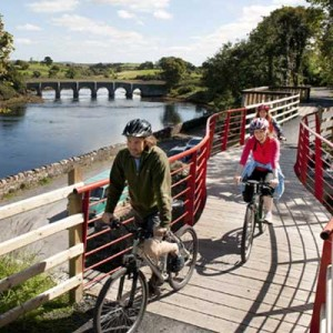 Cycling tour in Westport Ireland
