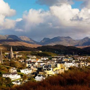 Cycling holiday in Clifden in Connemara