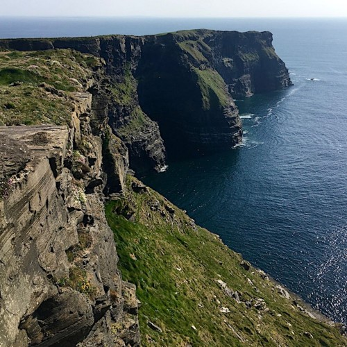 Cycling vacation to the Cliffs of Moher in Ireland