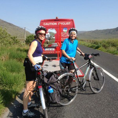 We provide bike hire in Ireland, bike equipment to rent for cycling tours of Ireland